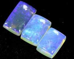 1.45CTS CRYSTAL OPAL PARCEL POLISHED 3PC TBO-6668
