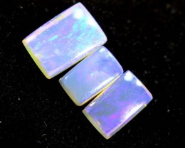 1.05CTS CRYSTAL OPAL PARCEL POLISHED 3PC TBO-6678