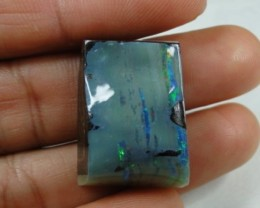42.15CT VIEW QUEENSLAND BOULDER OPAL   SS01058