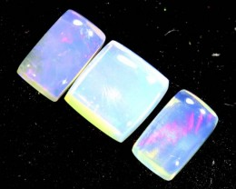 1.20CTS CRYSTAL OPAL PARCEL POLISHED 3PC TBO-6694