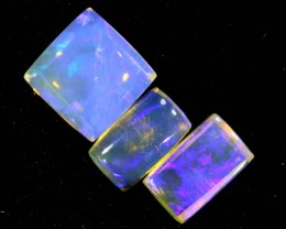 1.15CTS CRYSTAL OPAL PARCEL POLISHED 3PC TBO-7072