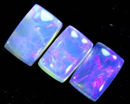 1.65CTS CRYSTAL OPAL POLISHED PARCEL 3PC TBO-6720