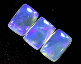 1.60CTS CRYSTAL OPAL PARCEL POLISHED 3PC TBO-6725