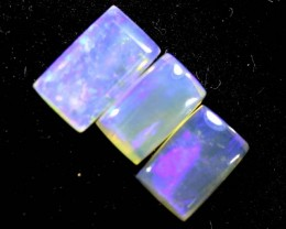 1.50CTS CRYSTAL OPAL PARCEL POLISHED 3PC TBO-6729