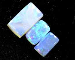 1.40CTS CRYSTAL OPAL PARCEL POLISHED 3PC TBO-6735