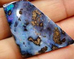 36.35CT QUEENSLAND BOULDER OPAL   SS01091