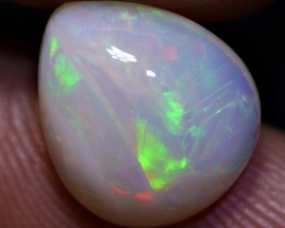 2.05 CRT BRILLIANT MILKY BASE 3D PATCHWORK MACKEREL WELO OPAL