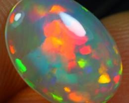 2.10cts Grogeous Fire Floral Ethiopian Opal