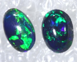 N1-  0.35CTS QUALITY BLACK SOLIDOPAL LIGHTNINGRIDGE INV-722