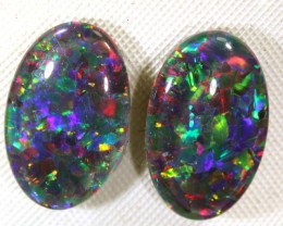 8.80CTS QUALITY TRIPLET PAIRS OPAL STONE TBO-6759