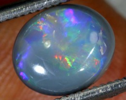 N4  -  1.5CTS BLACK SOLID OPAL STONE  TBO-6762