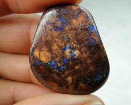 37 CT VIEW WINTON BOULDER OPAL   SS01155