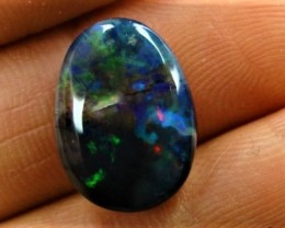 4.55 CT LIGHTNING OPALS BLACK OPAL  SS1174