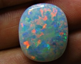 9.45 CT TOP GEM  QUALITY CRYSTAL COOBER PEDY OPAL  SS01183