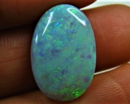 10.25 CT VIEW LIGHTNING OPALS BLACK OPAL  SS011087