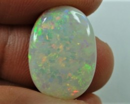 8.45 CT SHELL FOSSIL CRYSTAL GREAT GEM  COOBER PEDY OPAL  SS01227