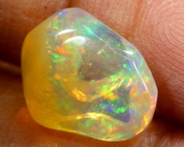 2.4CTS MEXICAN FIRE OPAL CARVED STONE FOB-1061