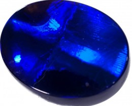 3.65 CTS BLACK OPAL STONE -WELL POLISHED [BO234]