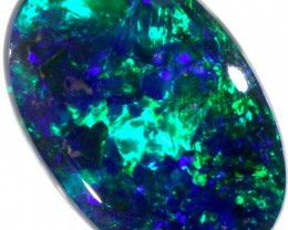 3.2 CTS BLACK OPAL STONE -WELL POLISHED [BO237]