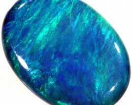 3.45 CTS BLACK OPAL STONE -WELL POLISHED [BO239]