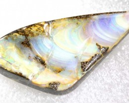 48.50CTS QUALITY BOULDER OPAL POLISHED CUT STONE TBO-2109