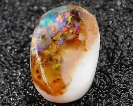 1.50 crt top class indonesia opal vulcanic water fossill *