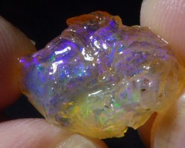 6.0Cts. Natural Opal Rough Specimen Mexican Fire Opal