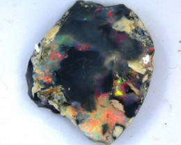 14.8 CTS BLACK OPAL ROUGH  DT-7373