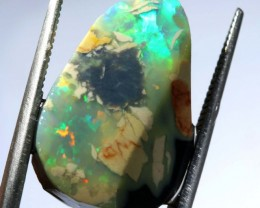 14.35 CTS BLACK OPAL ROUGH  DT-7374