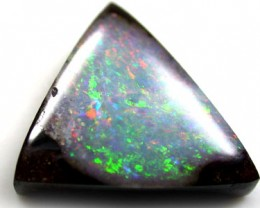 BEAUTIFUL SHIMMER FIRE BOULDER OPAL 6 CTS QO2615