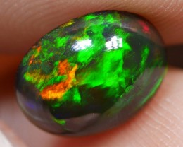 GORGEOUS BRIGHT PERFECT FLORAL BEAUTY COLOR SMOKED WELO OPAL 1.65 CRT