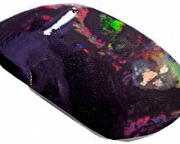 11.10 CTS BLACK OPAL ROUGH-RED/PINK [BR5305]