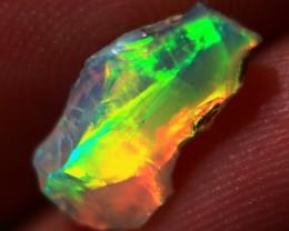 Cts 1.60   RD  208   .Rough Ethiopian Wello Opal   ~ Gem Grade -