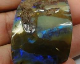 87.40 VIEW QUEENSLAND BOULDER OPAL   SS01336