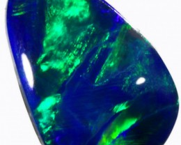 2.55 CTS BLACK OPAL STONE -WELL POLISHED [BO295]