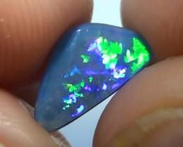 1.30 ct $1 NR ct Boulder Opal Natural Gem Blue Green