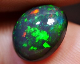 GORGEOUS GALAXY 3D PIN FIRE PATTERN PLAY COLOR SMOKED WELO OPAL 2.45 CRT