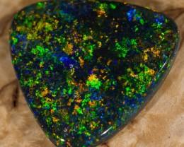 4.8 ctTop grade solid matrix opal