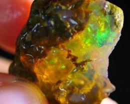 23Ct ContraLuz Ethiopian Welo Rough Specimen Rough Opal