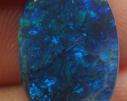 7.25CT BLACK OPAL LIGHTNING RIDGE  SS01350