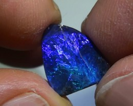 4.75 ct Boulder Opal Natural Gem Blue Color