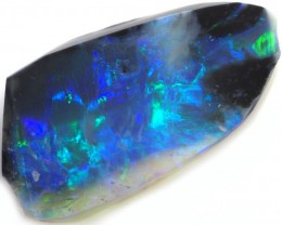 2.70 CTS BLACK  OPAL ROUGH-PRE RUBBED [BR5361]