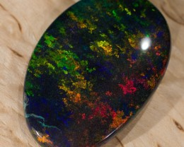 28 ct Large Solid Matrix opal from Andamooka