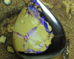 36cts. YOWAH NUT OPAL~FROM OUR MINES""