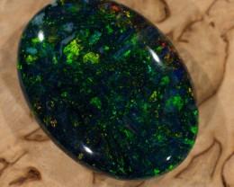 10.35 ct Solid Matrix opal from Andamooka