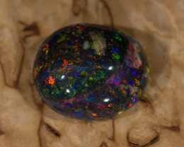5.3 ct Solid Matrix opal from Andamooka