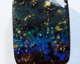 12.25CT VIEW  QUEENSLAND BOULDER OPAL   SS01431