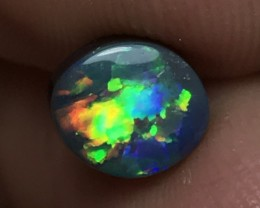 1.80ct Lightning Ridge Gem Black Opal LR