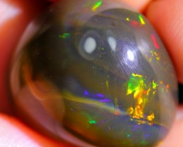 20.35Ct Beautiful Color Ethiopian Welo Specimen Crystal Opal