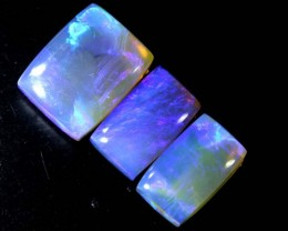 4.6 CTS CRYSTAL OPAL POLISHED PARCEL 3PCS TBO-6805